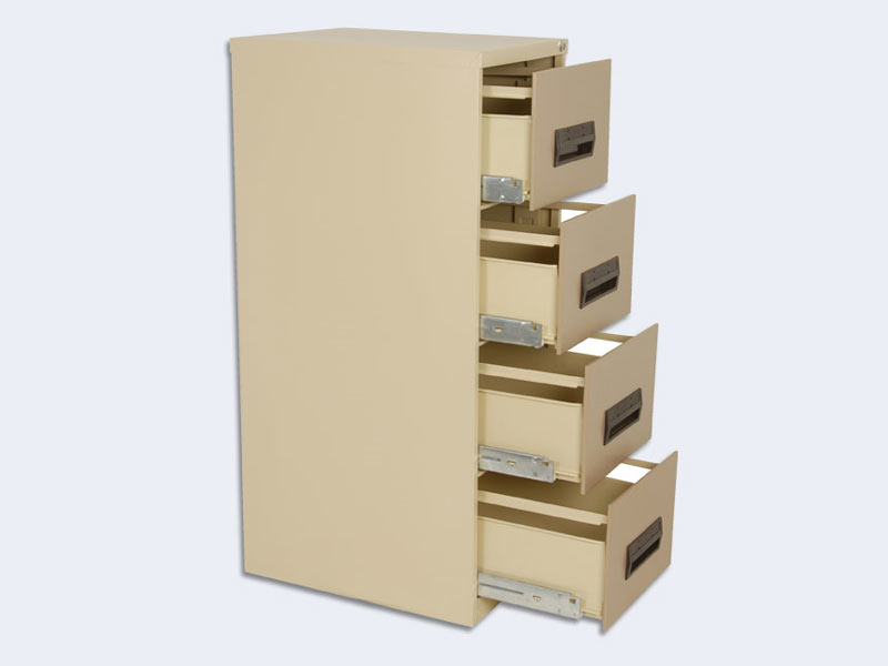 Steel Filing Cabinets - 4 drawer steel filing cabinet